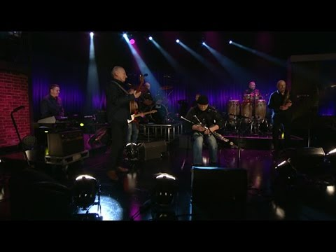Moving Hearts  The Storm  The Late Late Show  RTÉ One