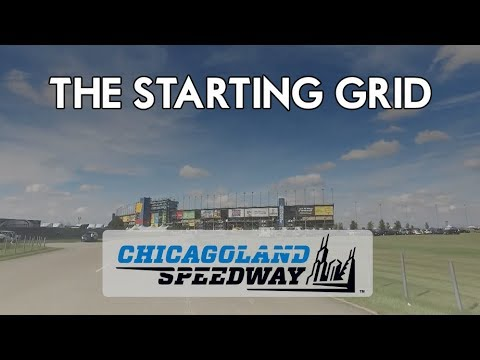 The Starting Grid: Chicagoland Speedway