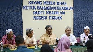 Akar umbi PKR Perak tolak calon PPBM