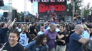 Rancid Mosh Pit Live Set  @ Artpark 8/22/21 BOSTON TO BERKELEY II TOUR