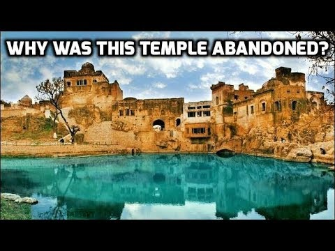 Ancient Hindu Temple 🏛 in Pakistan 🇵🇰 Katas Raj Documentary Travel Guide