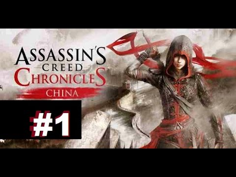 Assassins Creed Chronicle #1 |IM AN ASSASSIN|