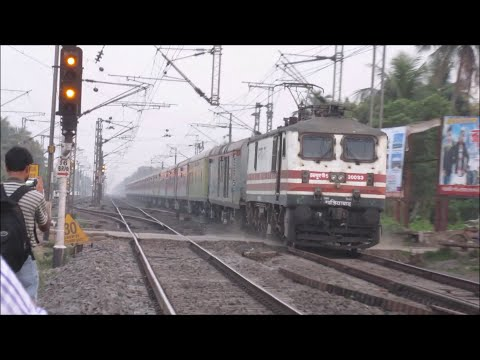 [HD] Indian Railways Festival Special: India