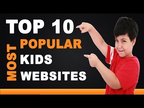 Best Kids Websites - Top 10 List