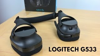 Logitech G533 Wireless PC Gaming Headset