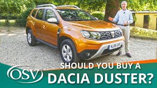 Dacia Duster - Representing value for money in 2019