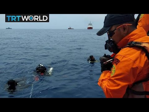 Indonesia Plane Crash: Flight data recorder recovered from Java Sea