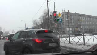 Автонакат- Дополнительные секции светофора будоражат водителей.