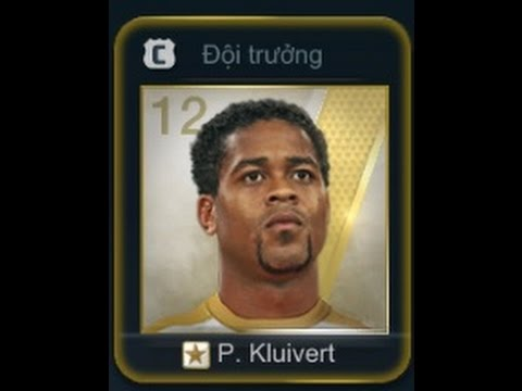 REVIEW PATRICK KLUIVERT WL 88 #12