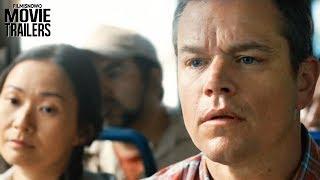 "Downsizing | Teaser Trailer ""Cast Intro"" with Matt Damon and Kristen Wiig"