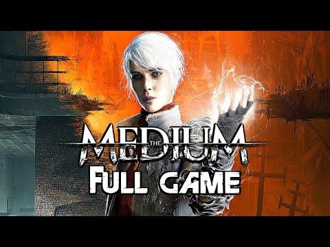 THE MEDIUM - Gameplay Walkthrough FULL GAME (4K 60FPS) No Commentary