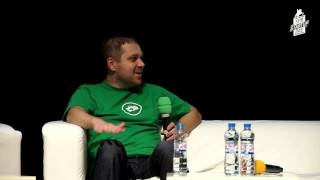 Невозможное возможно: сделать стартап и продать его корпорации(На SPb Startup Day 2015 руководитель подразделения Карты Mail.Ru Group Юрий Мельничек рассказал продаже его стартапа..., 2015-12-01T12:49:50.000Z)