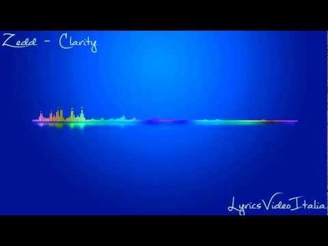 Zedd - Clarity HD 1080p