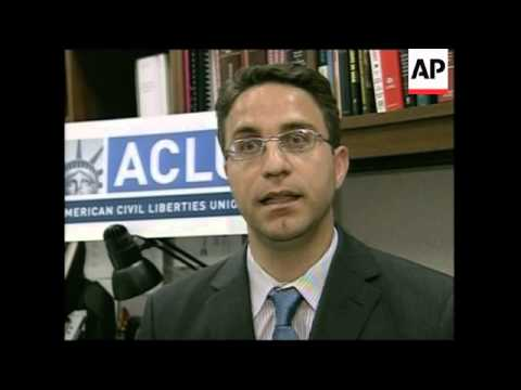 Interview with American Civil Liberties Union, and State Dept briefing