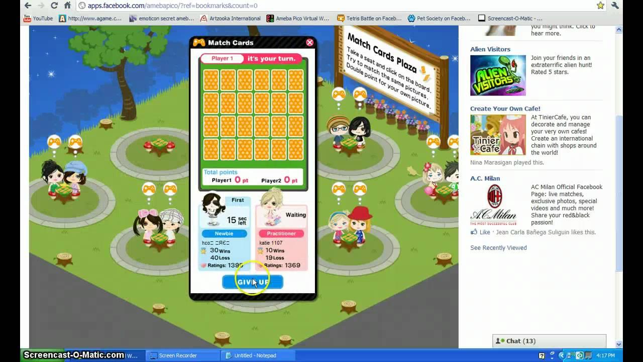 Cheat casino ameba pico virtual world las vegas casinos under