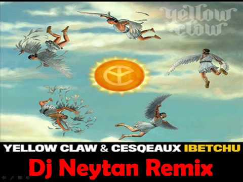 Yellow Claw & Cesqeaux - Ibetchu (Neytan Remix)[bass Boosted]