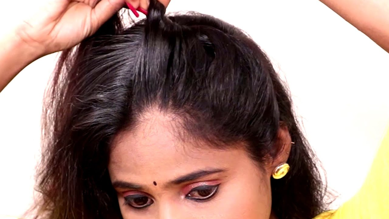 Cute Back to Office/College/School Hair Styles | Self hairstyles | New hairstyles | She Fashions
