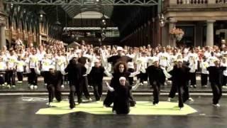 DIVERSITY DANCE TO THE TUNE OF DISNEY XD