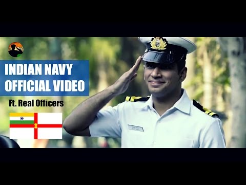 Indian Navy Official Video | Life In The Indian Navy ( Ft. Real Officers )