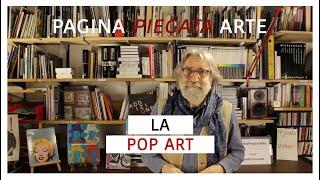 la POP ART -- undicesimo incontro