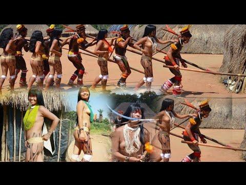 """Bora dançar um pouco """" festa da mulheres XINGUANAS """""""