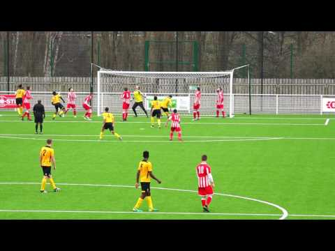 BASFORD UNITED COMMUNITY VS AWSWORTH VILLA