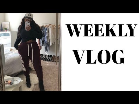 VLOG | ADDICTED TO HOMEGOODS, DEALING WITH DEATH, NEW ALLERGIES