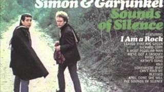 Simon & Garfunkel - The Sounds Of Silence (Audio HQ)