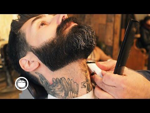 How to Maintain a Sharp Beard | Carlos Costa