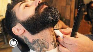 How to Maintain a Sharp Beard | Carlos Costa thumbnail