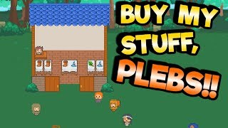Pixel Shopkeeper - Shoppe Keep Again!!! - Let's Play Pixel Shopkeeper Gameplay