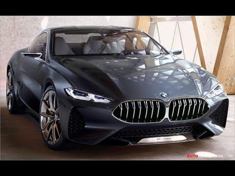 Car Design 2017 Bmw Concept 8 Series Exterior