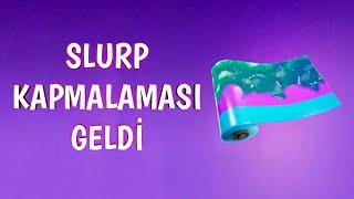 FORTNİTE SLURP KAPLAMASI GELDİ - Fortnite İçerik Mağzası
