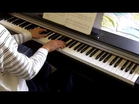 ABRSM Piano 2011-2012 Grade 2 C:3 C3 American Folk Down by the Riverside Slow 2