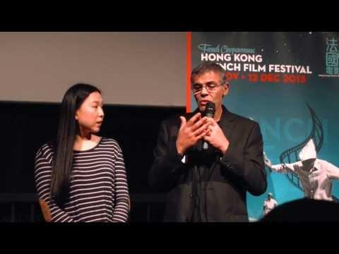 Abdellatif Kechiche @ Blue Is the Warmest Colour / La Vie d'Adèle Q & A [@BC Cinema, HK]