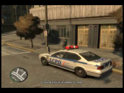 [How To] GTA Cop Missions