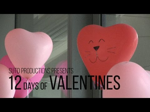 12 Days of Valentines: Day 1