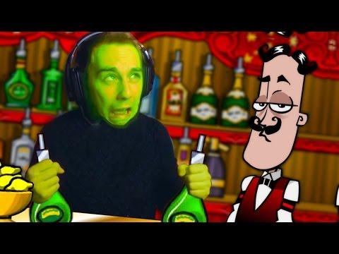 Jeg er den VÆRSTE bartender!   Bartender The Right Mix