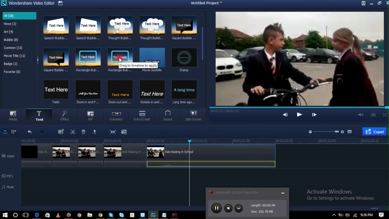User manuel for wondershare video editor |authorstream.