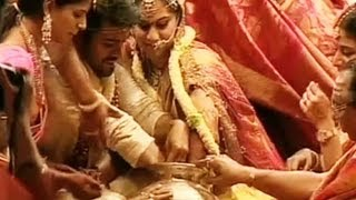 Ram Charan ties knot to Upasana - Ram Charan Marriage Video - 03