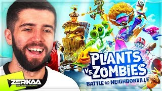 PLANTS vs ZOMBIES: BATTLE FOR NEIGHBORVILLE LIVE (New Modes!) *with Vikkstar123* #PvZBfN