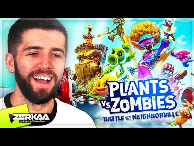 🔴 PLANTS vs ZOMBIES: BATTLE FOR NEIGHBORVILLE LIVE (New Modes!) *with Vikkstar123* #PvZBfN