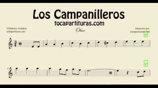 Los Campanilleros Sheet Music for Oboe