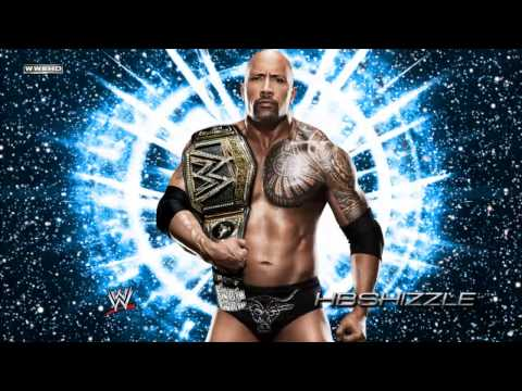 20112015: The Rock 24th WWE Theme Song  Electrifying + Download Link