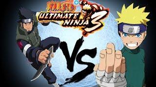 Naruto Ultimate Ninja 3 - Asuma vs. Tai Naruto