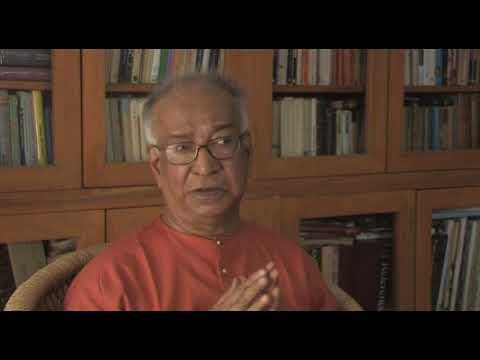 KG Subramanyan - The Kolkata University lectures (59/72)