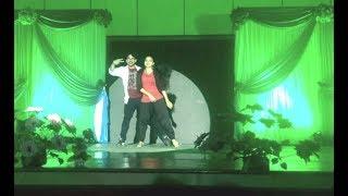 Nee Kallalona Kaatuka song dance performance || Jai Lavakusa || Santosh & Revathi || IIT Madras