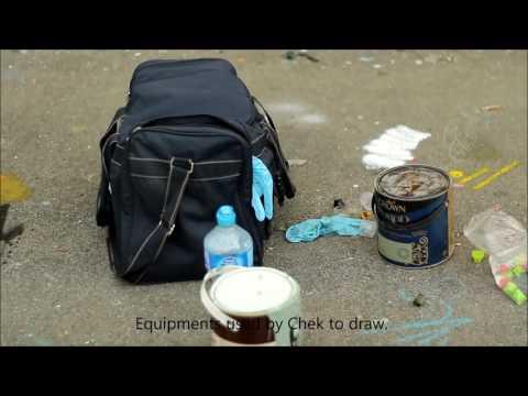 Listen Sheffield | Chek, the graffiti artist