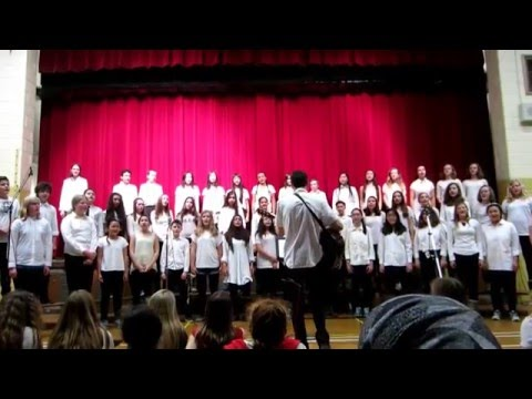 Don't Stop Believing mashup - Earl Grey Choir 2016