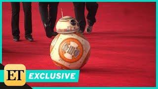 'Star Wars: The Last Jedi' Cast Reveals Crazy Fan Requests (Exclusive)